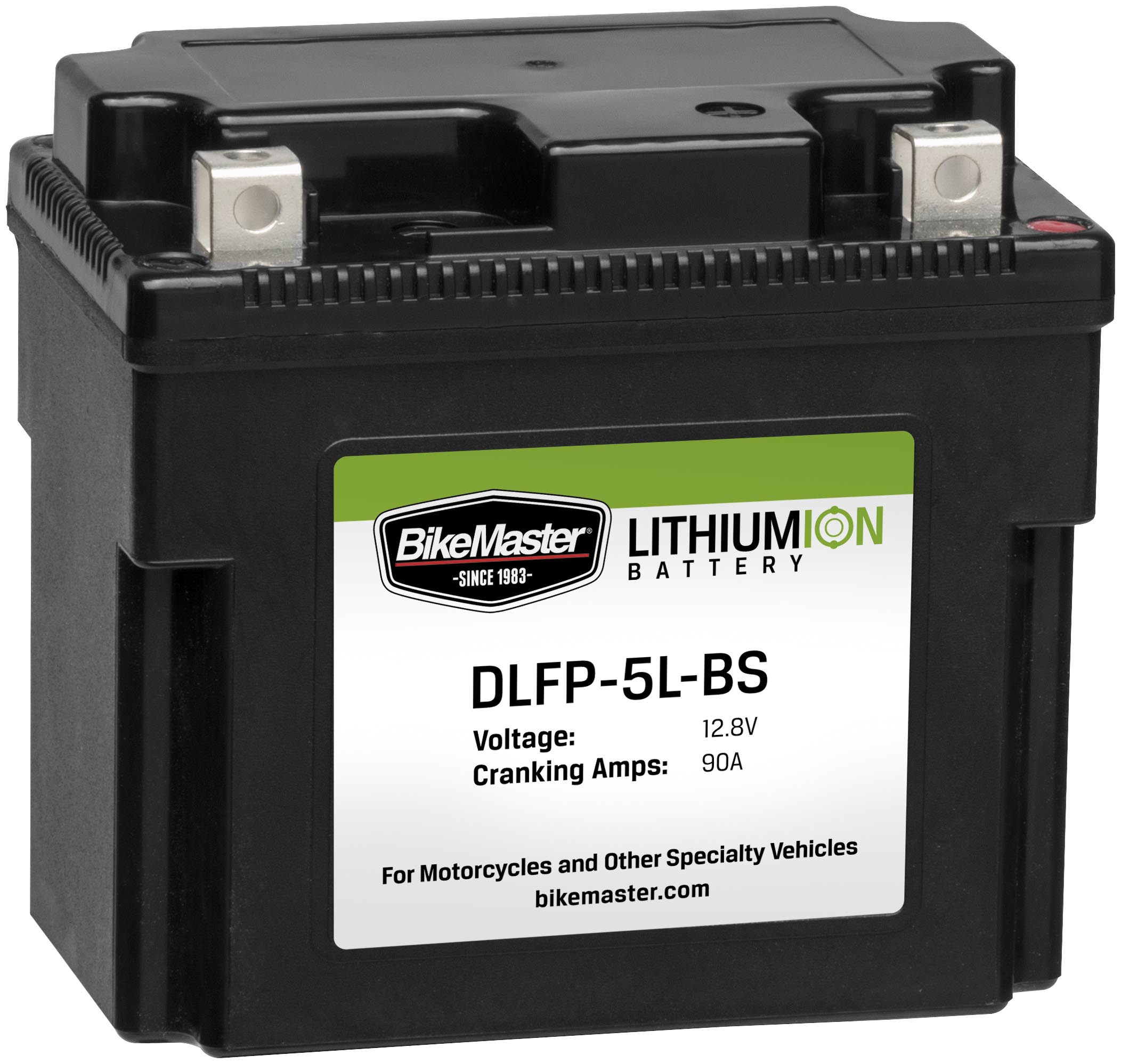 BikeMaster DLFP14-A Lithium Ion Battery