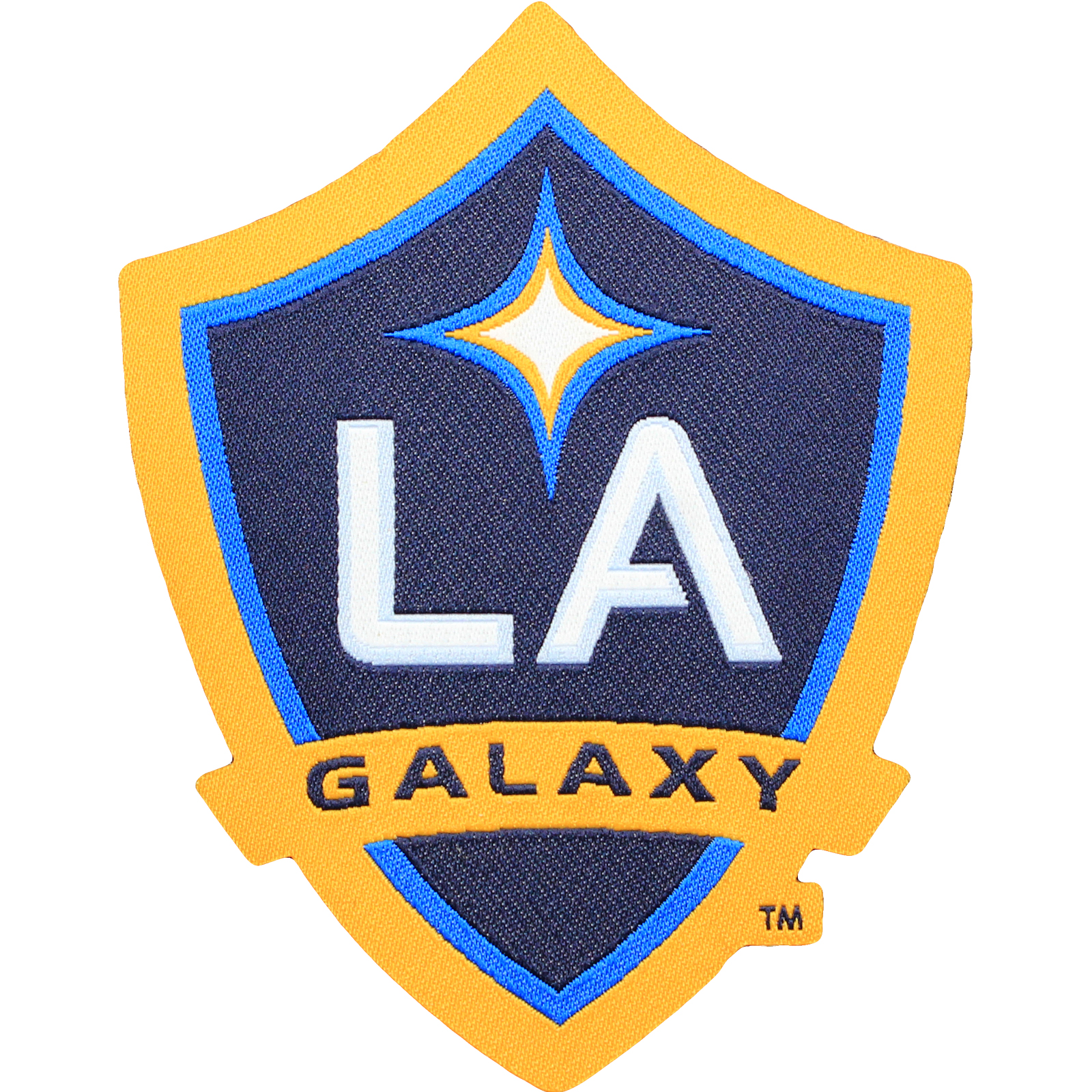 Los Angeles Galaxy Primary Team Crest Pro-Weave Jersey Patch