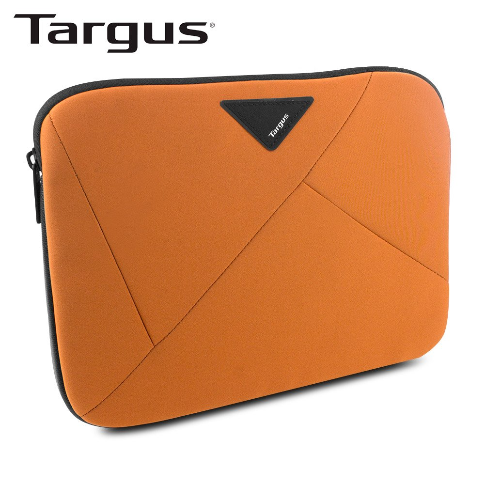 Hp Netbook Case, Orange Neoprene Slipcase 10.2 In Acer Lenovo Netbook Cases