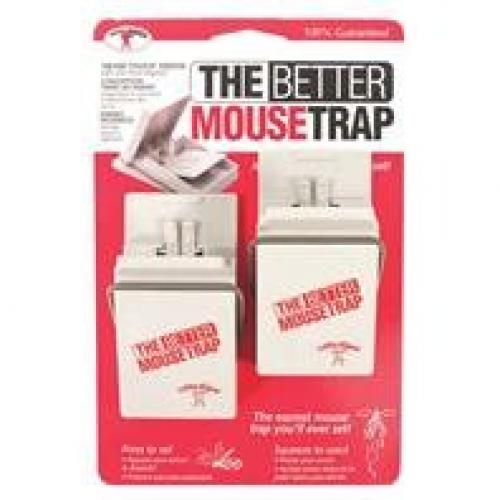 Little Giant 2-Pack The Better Mouse Trap