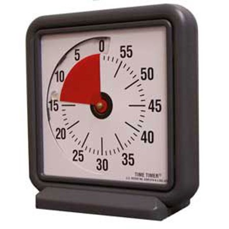 Timer Classroom (Visual Time Timer for the Classroom or Home Study, Great School Teacher Gift By)
