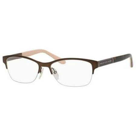 MARC BY MARC JACOBS Eyeglasses MMJ 636 0A7B Brown Havana Rose (636 Glasses)