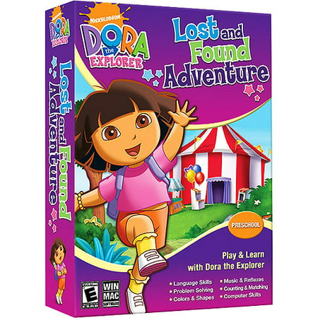 Dora the Explorer Lost and Found Adventure - Mac, Win