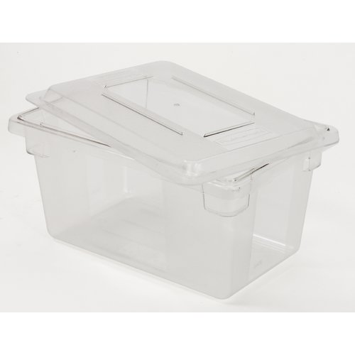Rubbermaid Commercial Products 5 Gallon Food/Tote Box