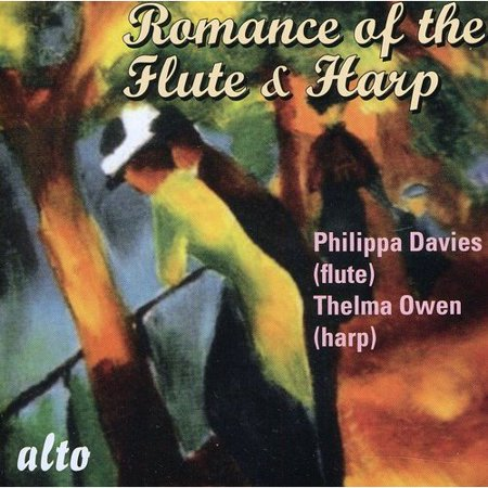 Romance Of The Flute   Harp