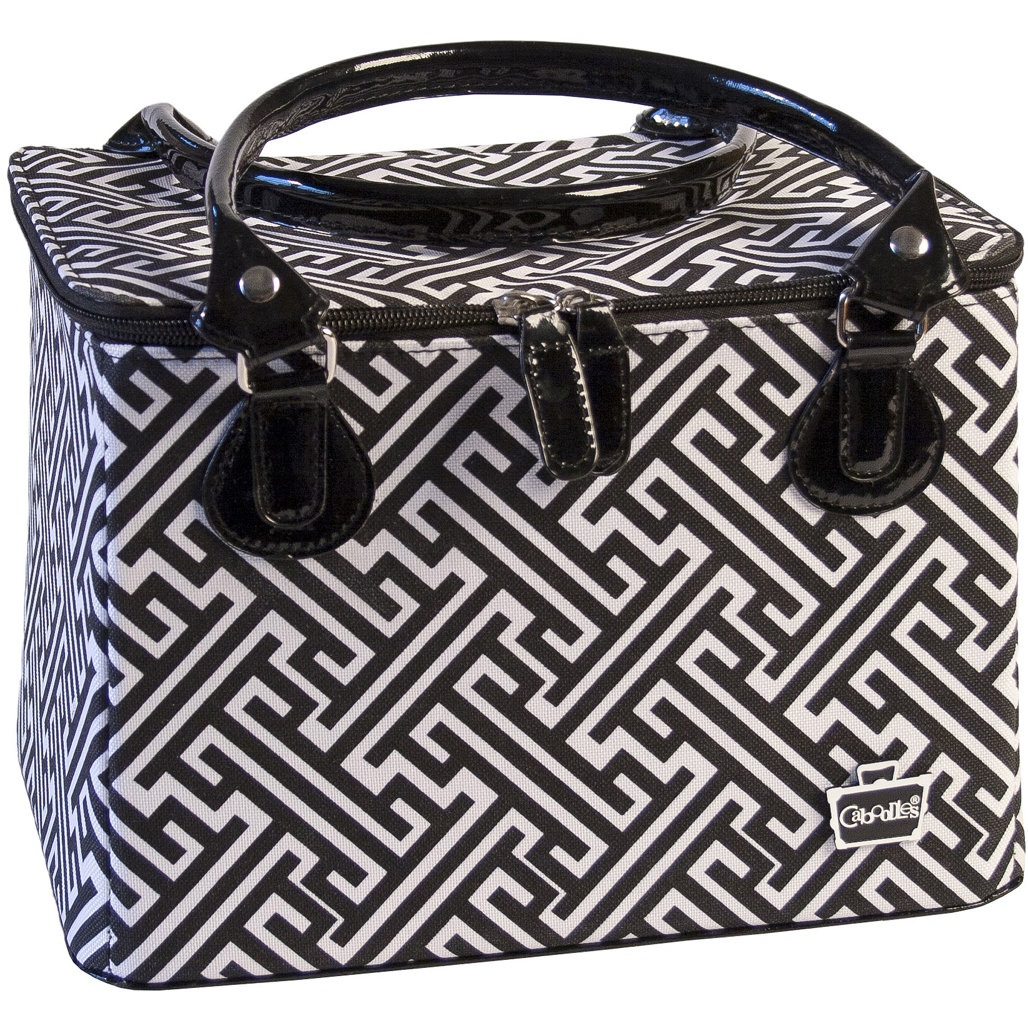 Caboodles Monaco Collection Large Tapered Tote