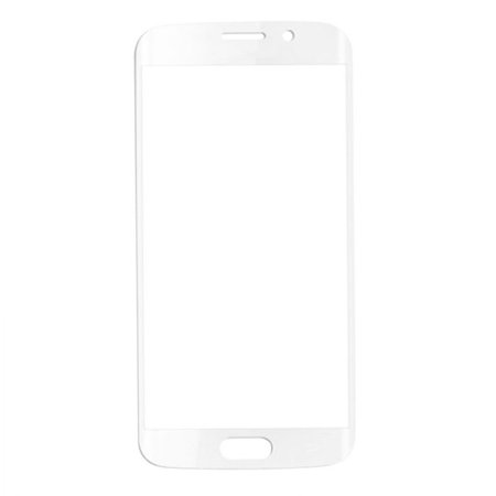 Samsung Galaxy S7 Edge G935/G935F/G935A/G935V/G935P/G935T/G935R4/G935W8 Top Glass Upper Glass Replacement - White - image 1 of 1