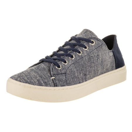 Toms 10010842 : Women's Lenox Sneaker Shoes (NAVY, 10 B(M) (Lenox Shoe)