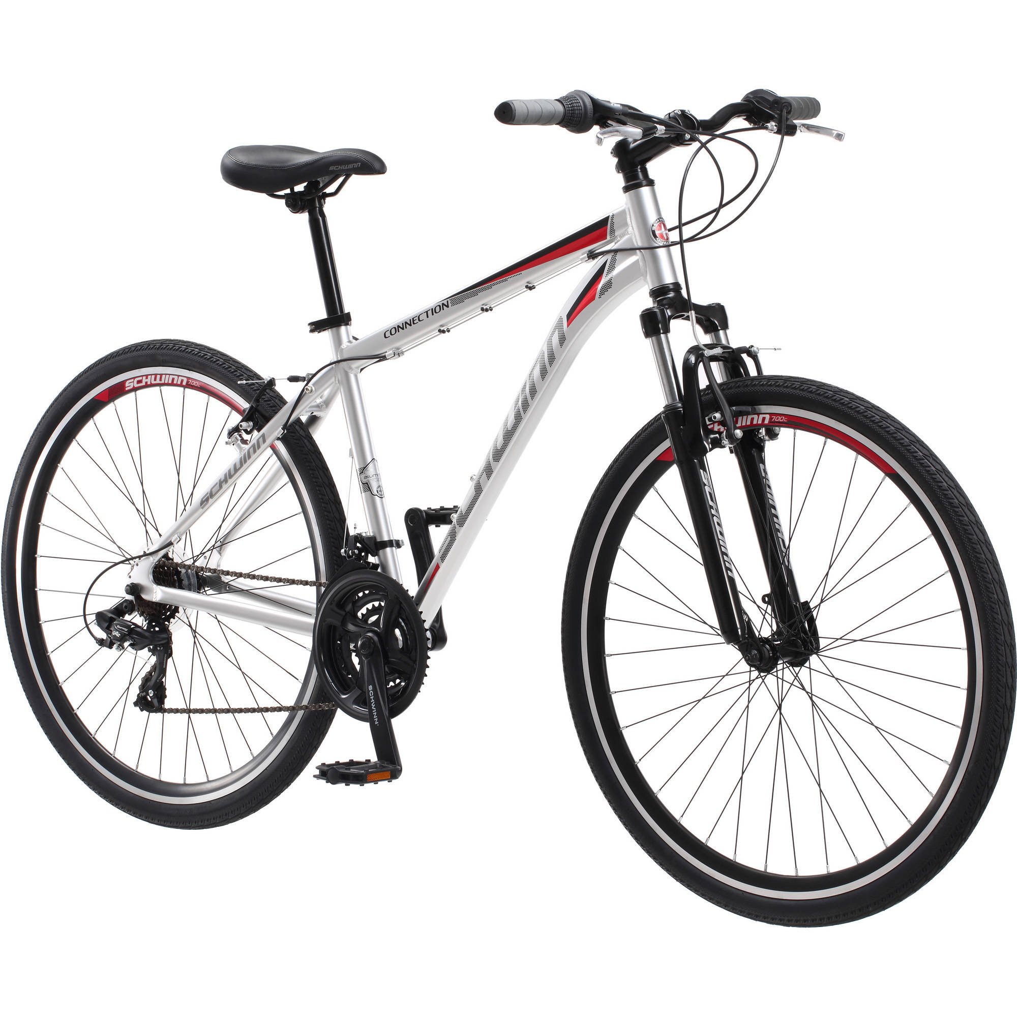 Schwinn 700c Men's Connection Multi-Use Bike by Pacific Cycle