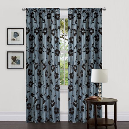 Special Edition by Lush Decor Garden Blossom Curtain Panels
