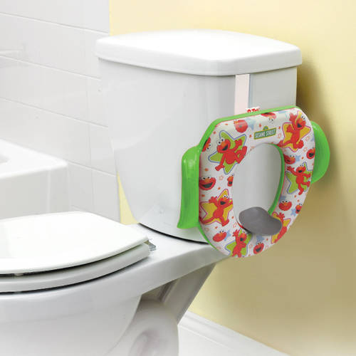 Sesame Street Soft Potty Seat