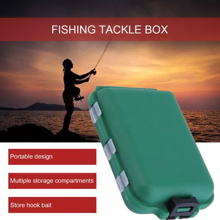 Fishing Accessories Case Fish Lure Bait Hooks Tackle Outdoor Sports Tool - image 8 de 8