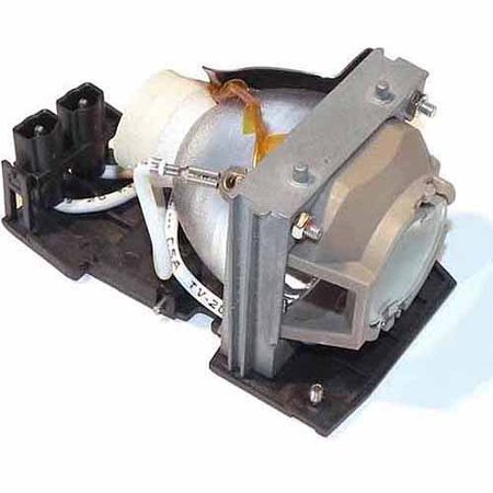 Hi lamps dell 3300mp replacement projector lamp bulb with for Lamp light on dell projector