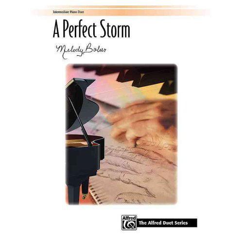 A Perfect Storm: Intermediate Piano Duet