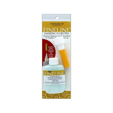 Fineline Masking Fluid Pen 1.25oz 18ga Std Tip