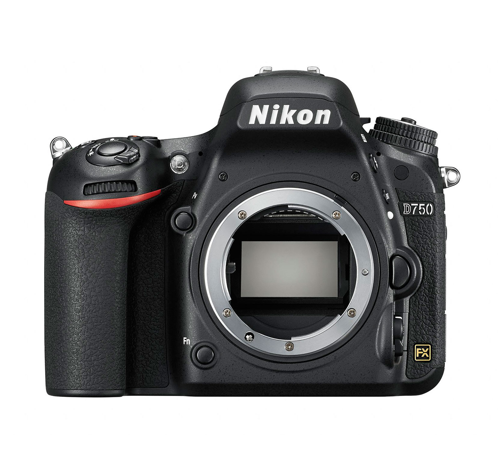 Nikon Black D750 FX-format Digital SLR Camera with 24.3 Megapixels (Body Only) by Nikon