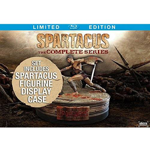 Spartacus: The Complete Series (Blu-ray + Digital HD) (Limited Edition) (Widescreen)