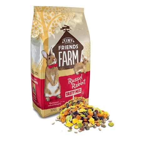Supreme Original Russel Rabbit Food Nutritious Balanced Pet Tasty Meal 2Lbs, Pet Supplies By Supreme Petfoods Limited (Rabbits Foot For Sale)