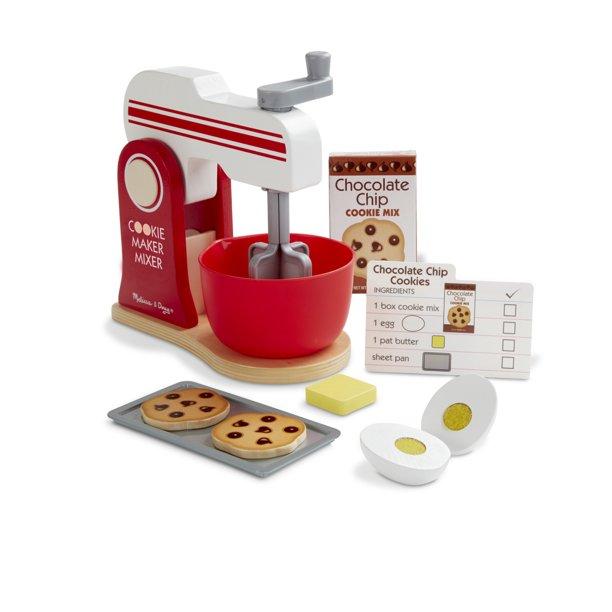 Melissa Doug Blend Bake Mixer Play Set Walmart Com Walmart Com