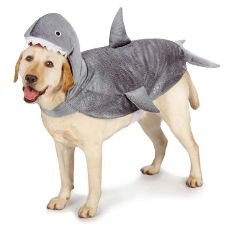 Pet Shark Costume (Be Good Shark Costume  Large)