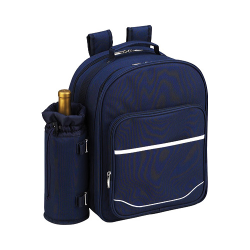 """Picnic at Ascot Picnic Backpack for Four  15.5"""" x 16"""" x 6.5"""""""