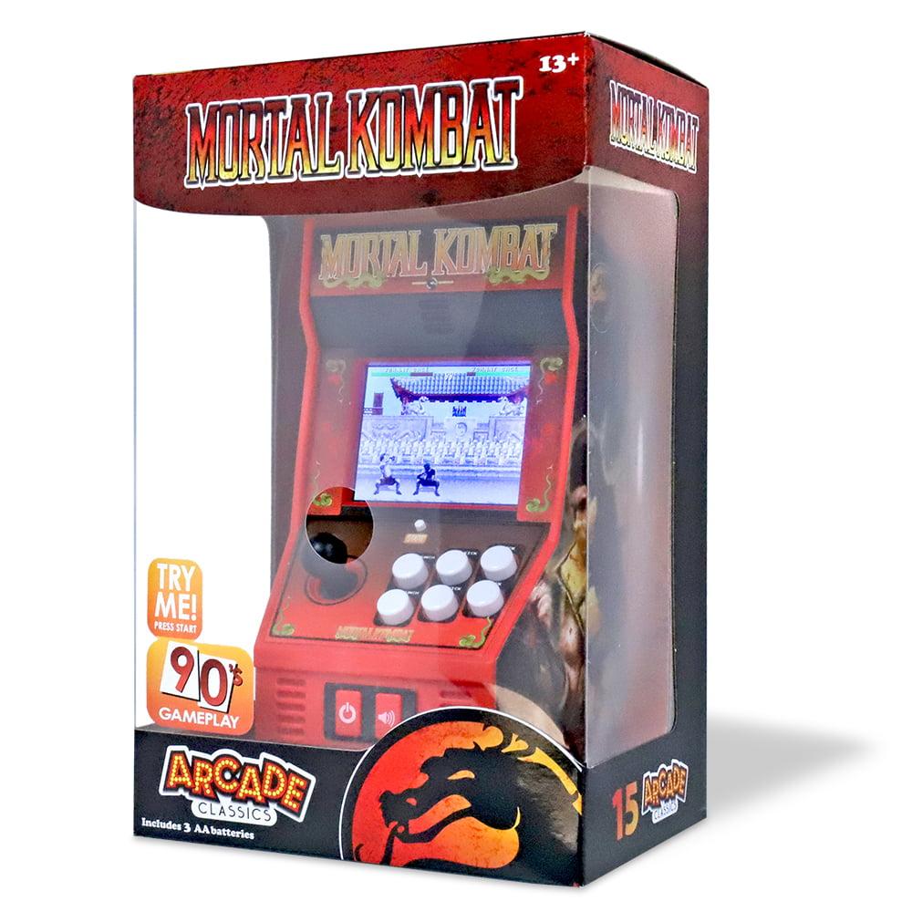 Mortal Kombat - Handheld Arcade Game - Color Screen