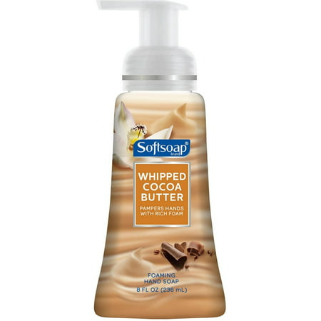 Softsoap Foaming Hand Soap, Whipped Cocoa Butter 8