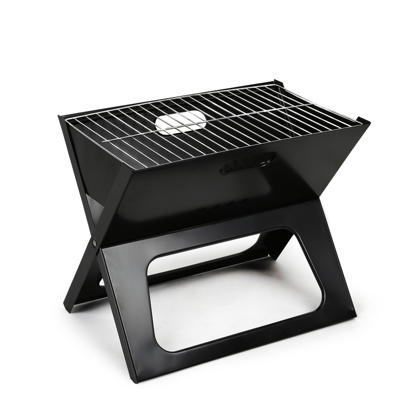 Ktaxon Mini Charcoal BBQ Grill barbecue grill Fire Grill camping bbq outdoor cooking