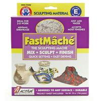 Activa Fast Mache Instant Paper Mache, 2 lb.