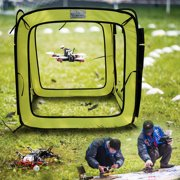 31x31x31inches Drone Obstacle Course Through Door Easy to Build Racing Drone Kit