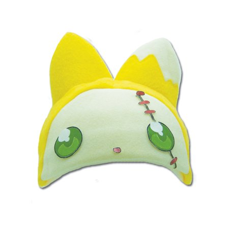 Beanie Cap - Moon Phase - New Hazuki Cat Fleece Hat Cosplay Anime ge2279