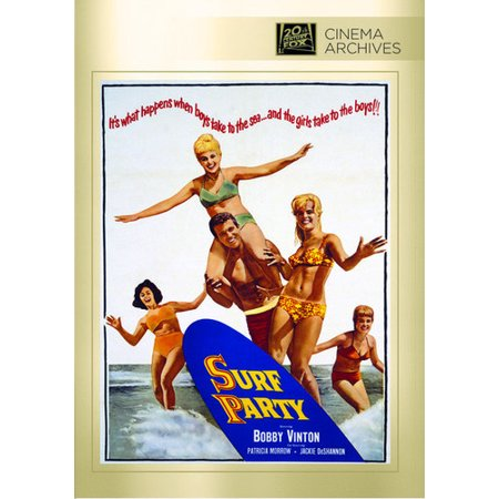 Surf Party Movie (Surf Party (DVD))