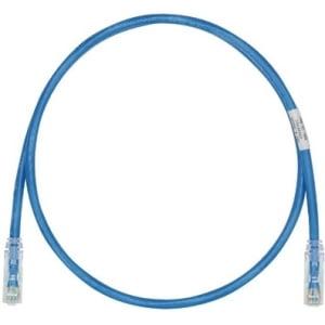 Panduit Cat.6 UTP Patch Network Cable 7ft Blue