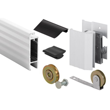 Prime line patio screen door frame kit extruded 37 x 81 for Door frame kit