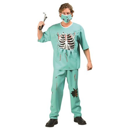 Scary E.R. Doctor Costume