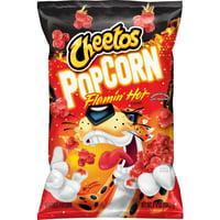 Cheetos Flamin' Hot Popcorn, 6.5 oz Bag