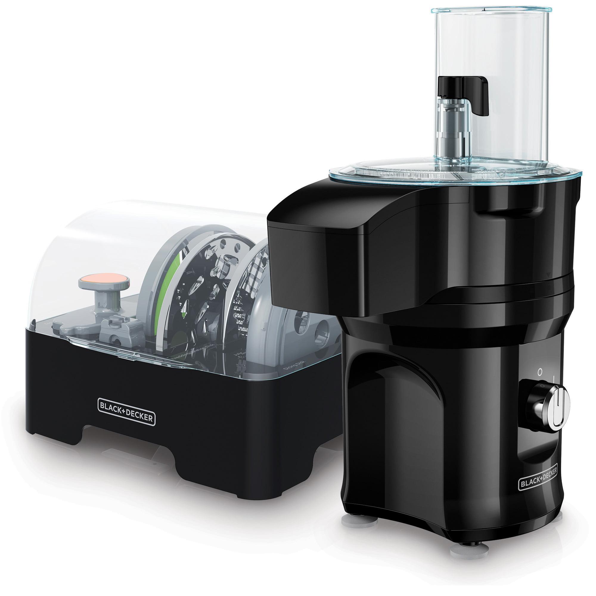 All In One Kitchen Appliance.Black Decker Multiprep Slice N Dice All In One Cutting Appliance Black Sl3000b