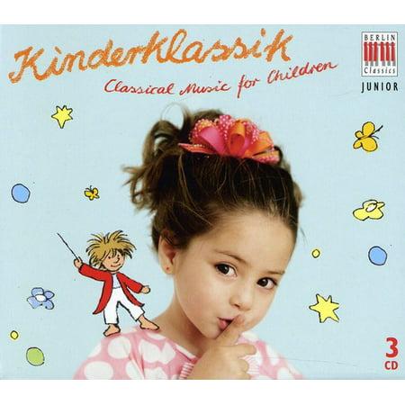 Classical Music for Children / Various (Berlin Classical Radio)