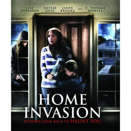 Home Invasion  Blu Ray