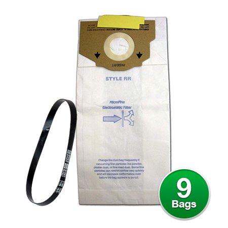Eureka 4800 Series Kit (9 Type RR Bag + 1 Type R