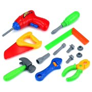 Creative Handy Man Pretend Play Children's Toy Tool Playset, Perfect for your Little Builder