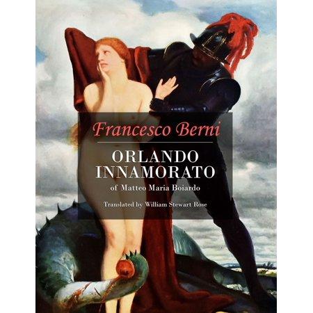 Orlando Innamorato of Matteo Maria Boiardo -