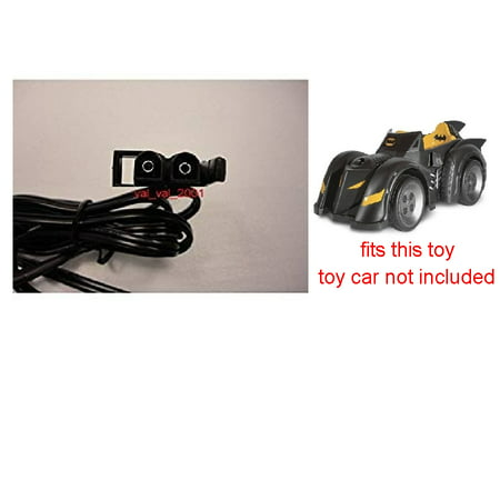 91 V6 Auto Car - Replacement  6V Charger for 6V Toy Power Wheels Batman Car Batmobile W Auto Shut Off