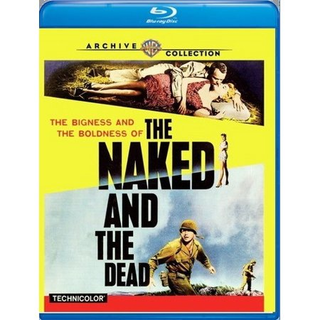 The Naked and the Dead (Blu-ray) (The Best Of Cliff Richard And The Shadows)
