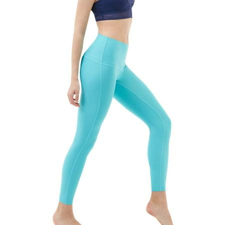 67951085efa3a5 Tesla - Tesla FYP42 Women's High-Waisted Ultra-Stretch Tummy Control Yoga  Pants - Walmart.com