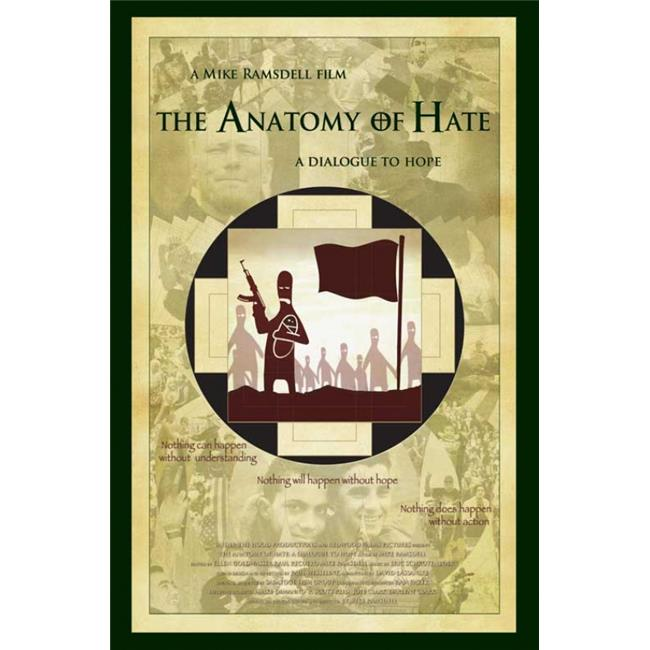 Posterazzi MOVGB33643 The Anatomy of Hate Movie Poster - 27 x 40 in. - image 1 of 1