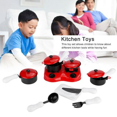 Zerone Kids Kitchen Toys,15Pcs/Set Kids Interesting ...
