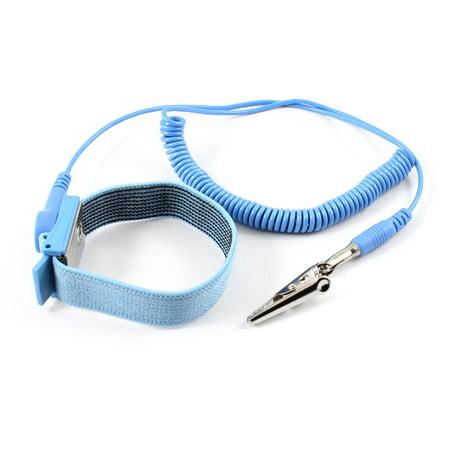 Anti-Static Band Grounding Discharge Wristband Wrist Strap