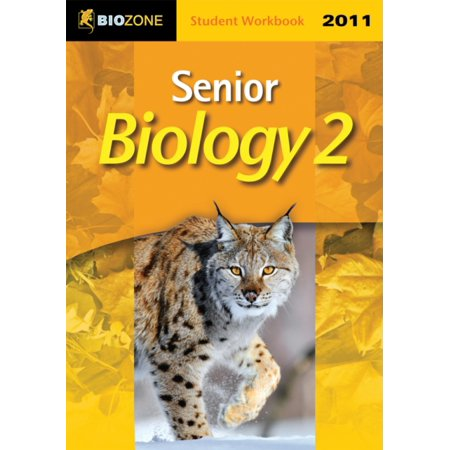 Senior Biology 2  Student Workbook  Paperback