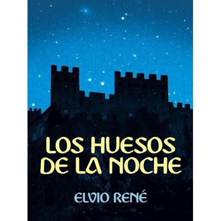 Los Huesos De La Noche - eBook (Huesos De La Mano Halloween)